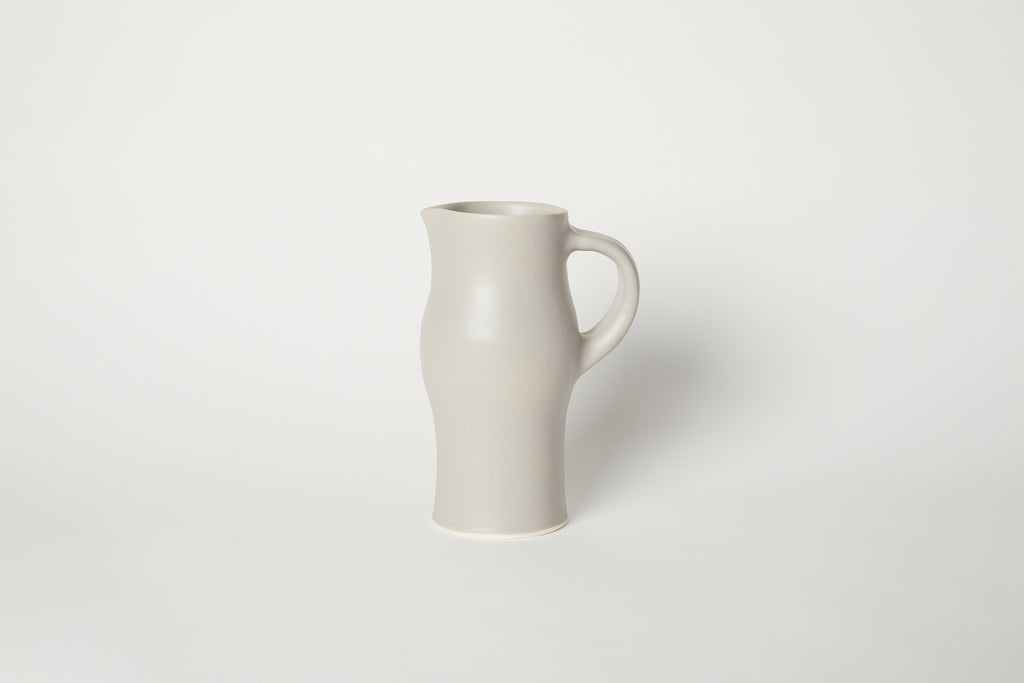 Medium Stoneware Jug B.