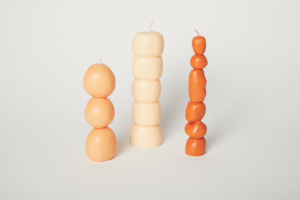 Piu Candle Set