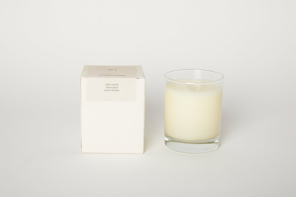 TPE Candle No. 3
