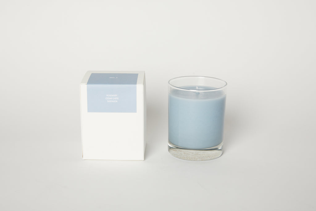 TPE Candle No. 1