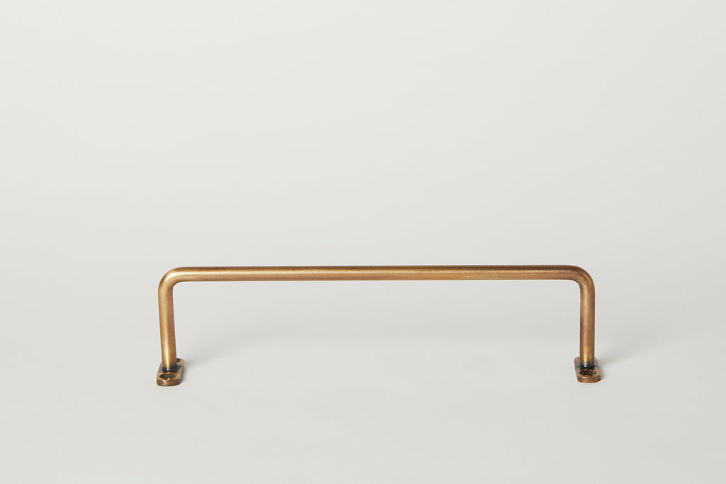 Brass Towel Bar Sm