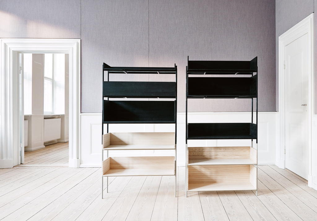Vivlio Shelving System