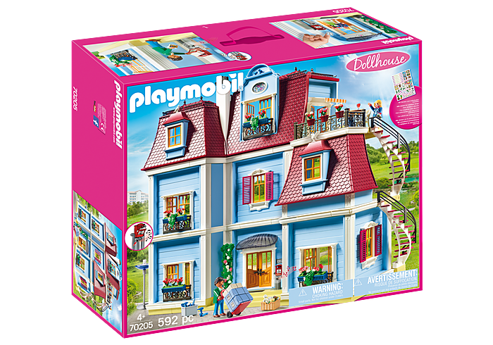 70205 Playmobil Large Dollhouse