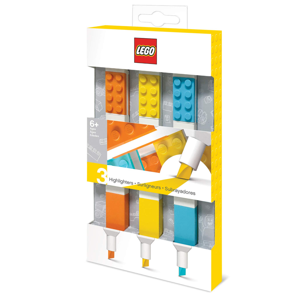 LEGO Highlighters 3 Pack