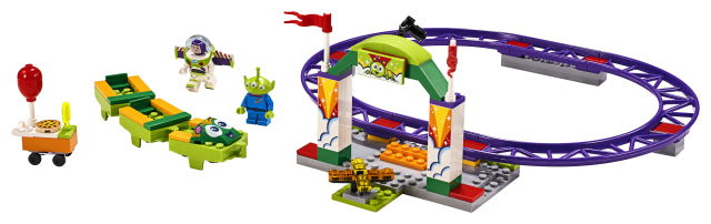 10771 LEGO Juniors Toy Story 4 Carnival Thrill Coaster