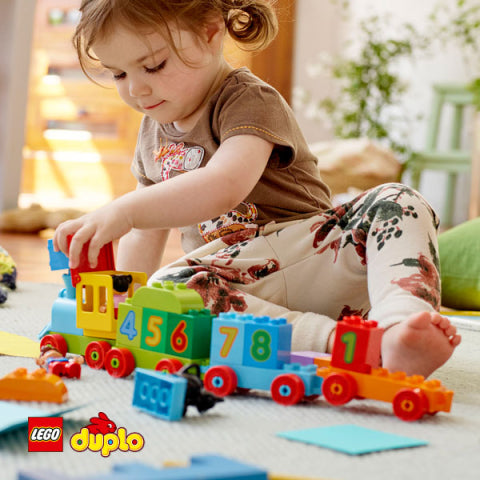 10847 LEGO DUPLO Number Train