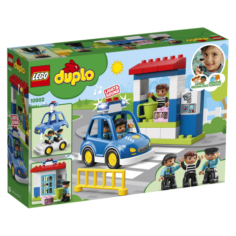10902 DUPLO Town Police Station