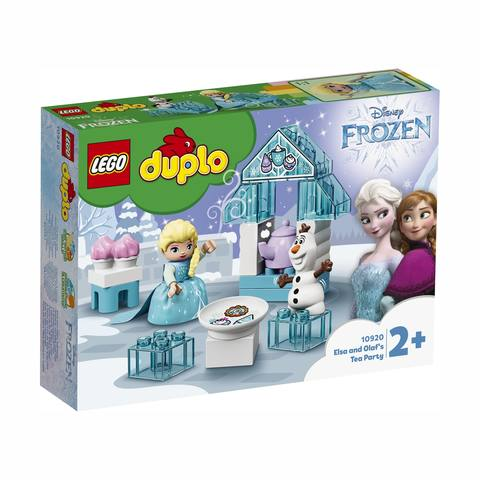 10920 LEGO DUPLO Disney Princess Elsa and Olaf's Tea Party