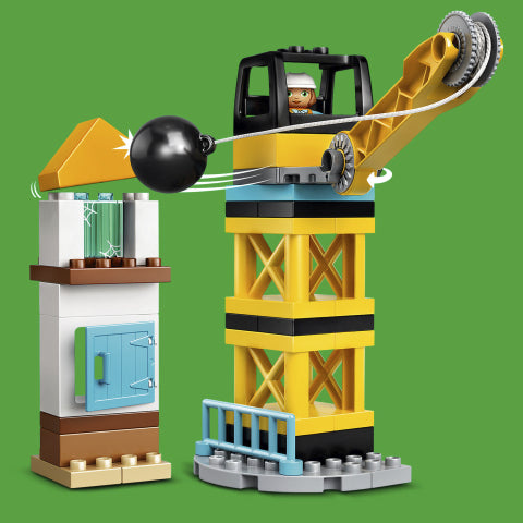 10932 LEGO DUPLO Wrecking Ball Demolition