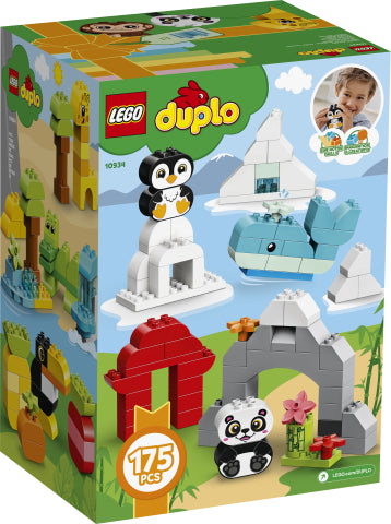 10934 LEGO Duplo Creative Animals