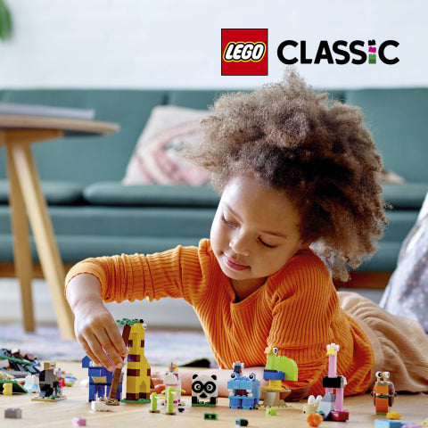 11011 LEGO Classic Bricks and Animals