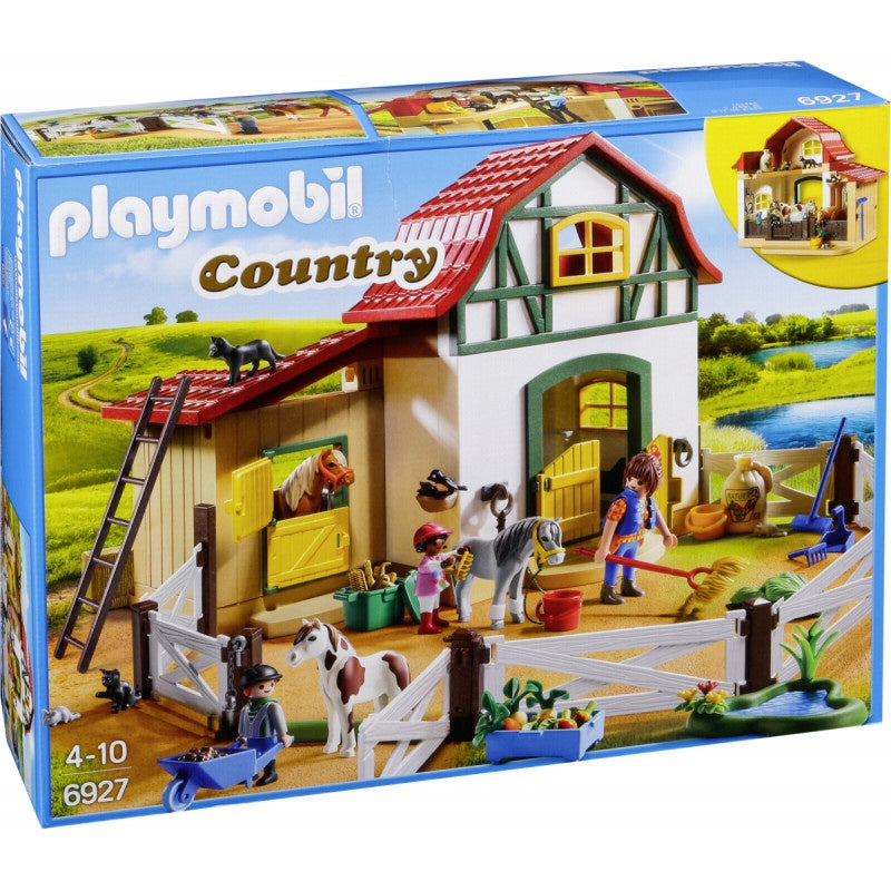 6927 Playmobil Pony Farm