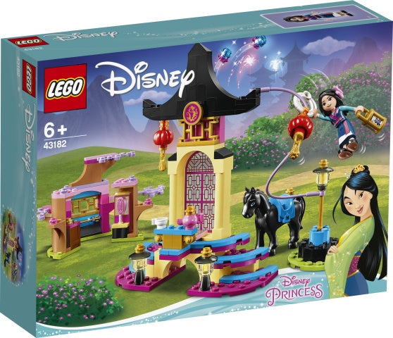 43182 LEGO Disney Princess Mulan's Training Grounds