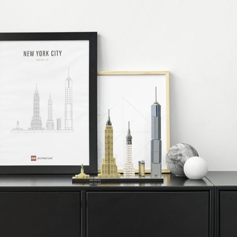 21028 LEGO Architecture New York City