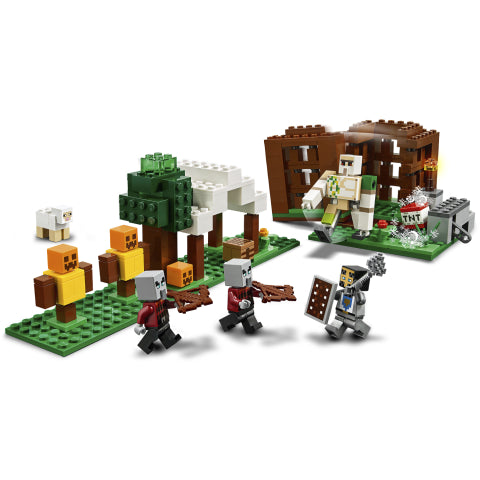 21159 LEGO Minecraft The Pillager Outpost