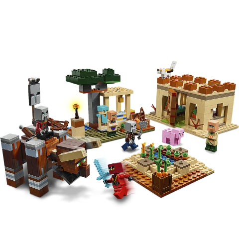 21160 LEGO Minecraft The The Illager Raid