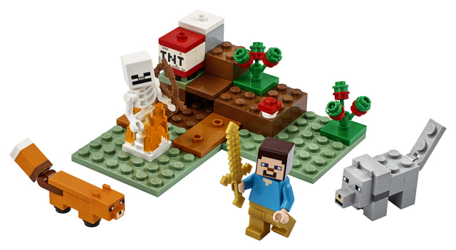 21162 LEGO Minecraft The Taiga Adventure