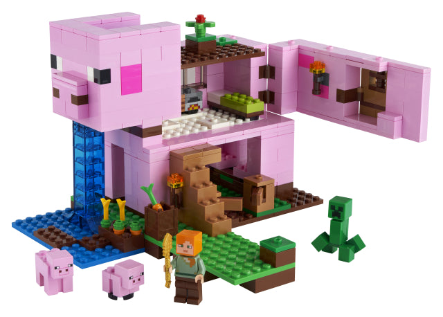 21170 LEGO Minecraft The Pig House