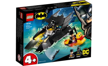 76158 LEGO 4+ DC Batboat The Penguin Pursuit!