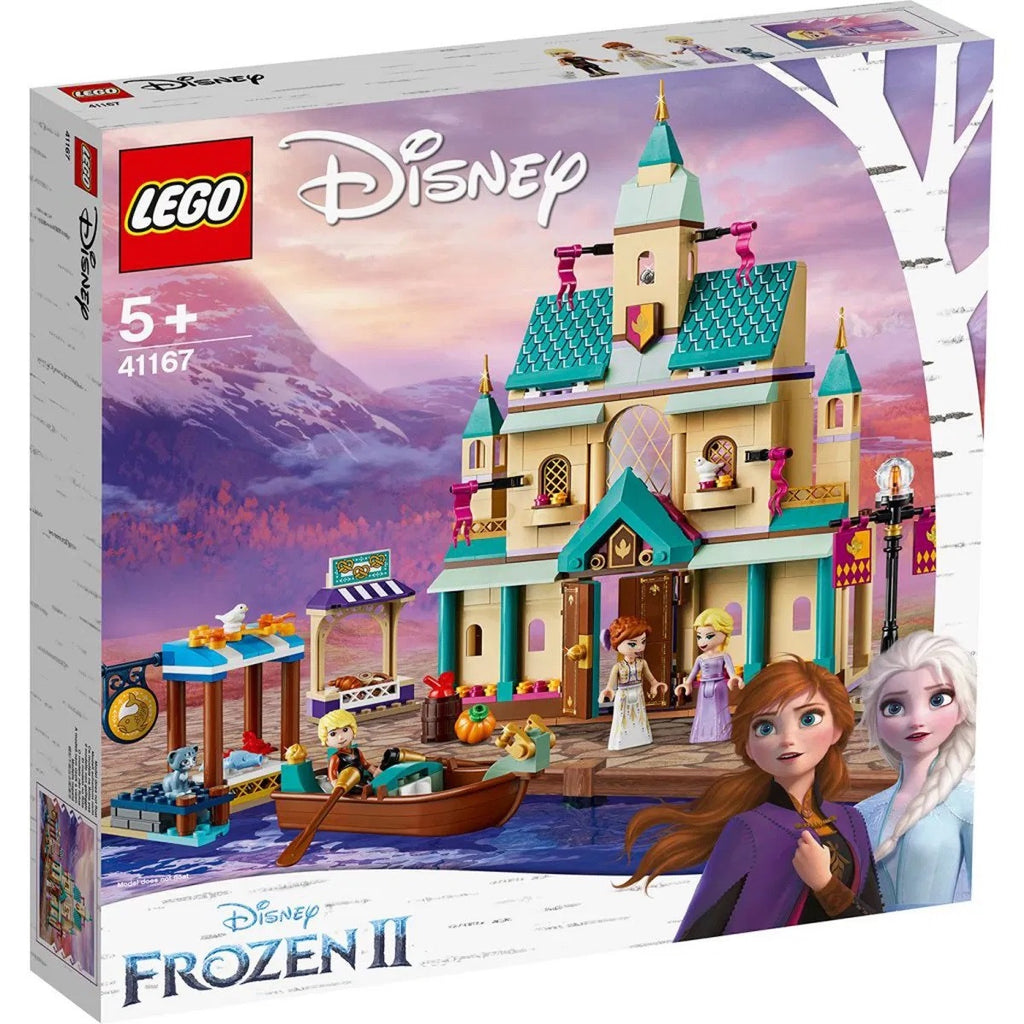 41167 LEGO Disney Princess Frozen II Arendelle Castle Village