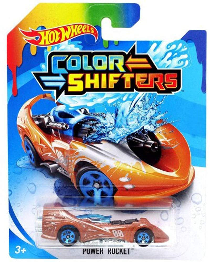 Hot Wheels Color Shifters Cars