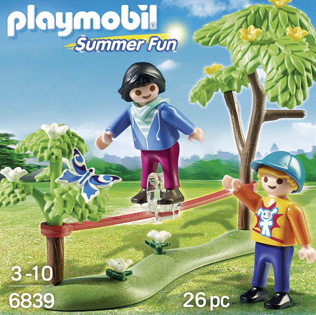 6839 Playmobil Tightrope Walker