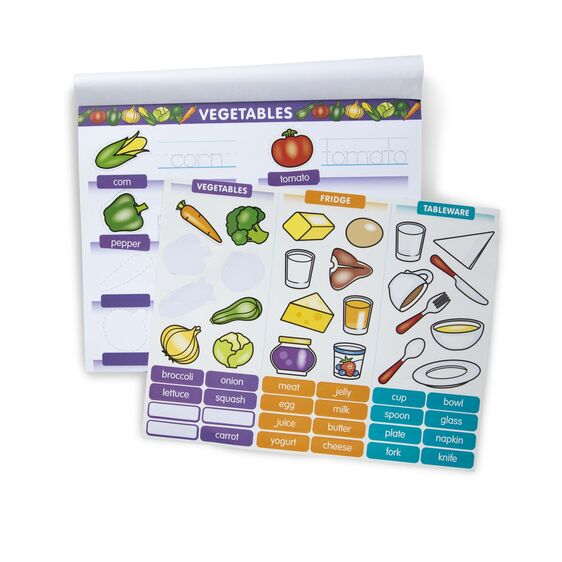 30530 Melissa & Doug First Words Activity Pad