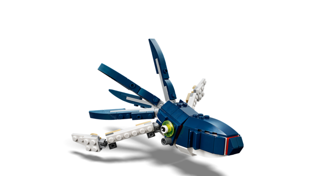 31088 LEGO Creator Deep Sea Creatures