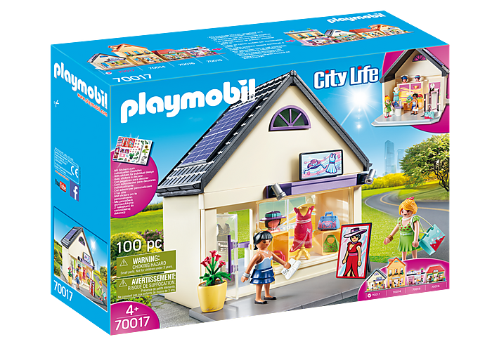 70017 Playmobil My Fashion Boutique