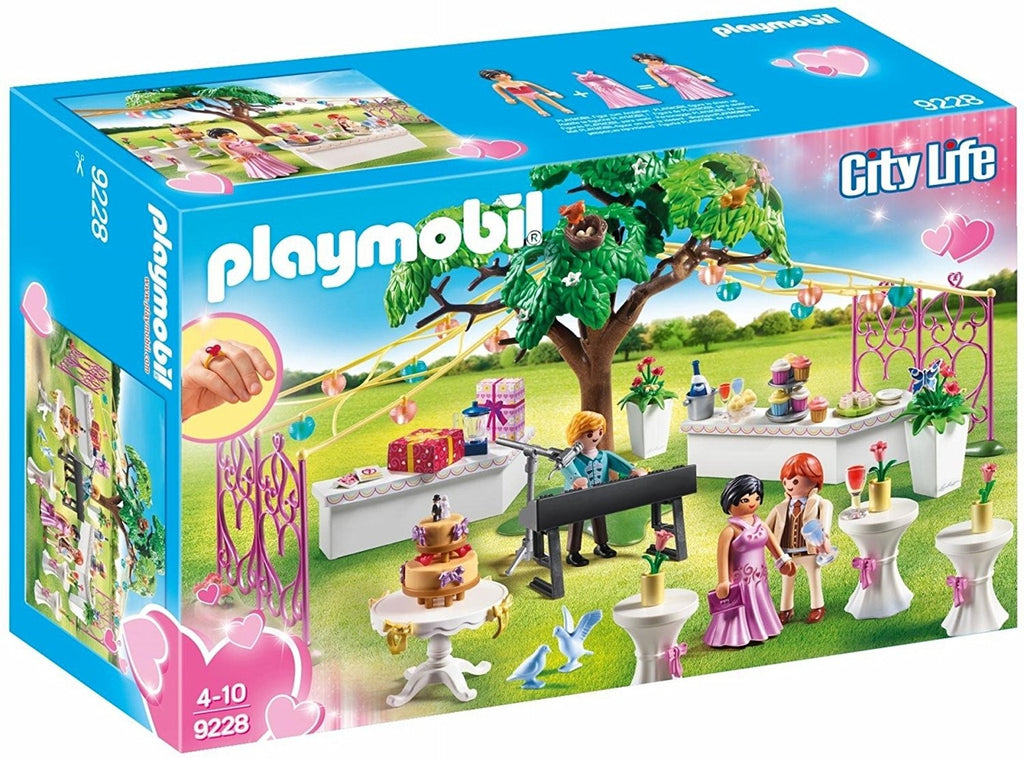 9228 Playmobil Wedding Reception