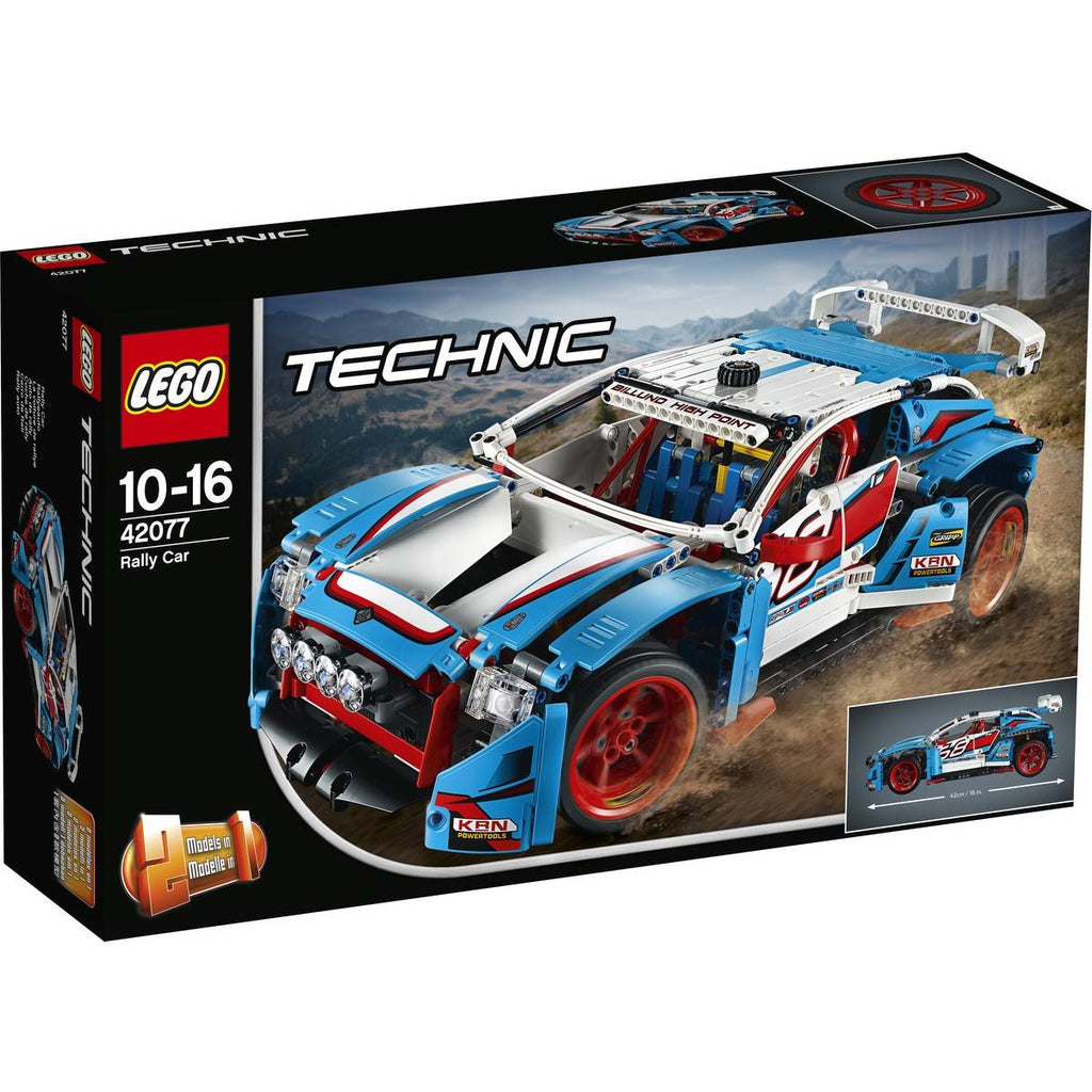 42077 LEGO Technic Rally Car