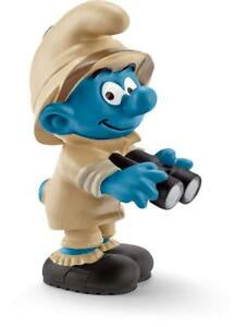 20781 Schleich Jungle Smurf Nature Watcher
