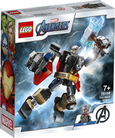 76169 LEGO Super Heroes Thor Mech Armour