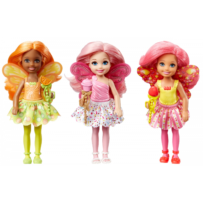 Barbie Dreamtopia Chelsea Fairy Doll Assortment