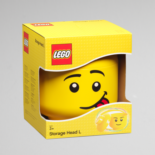 4032 LEGO Silly Storage Head Large