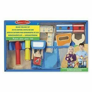 5174 Melissa & Doug Deluxe Tool Belt Set