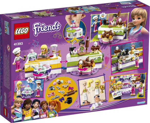 41393 LEGO Friends Heartlake City Baking Competition