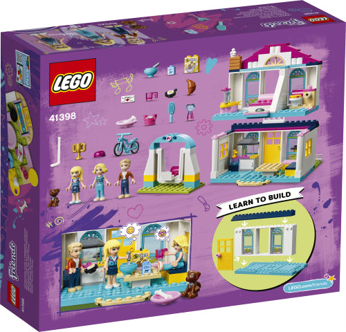 41398 LEGO Friends 4+ Stephanie's House