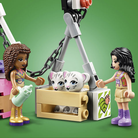 41423 LEGO Friends Tiger Hot Air Balloon Jungle Rescue