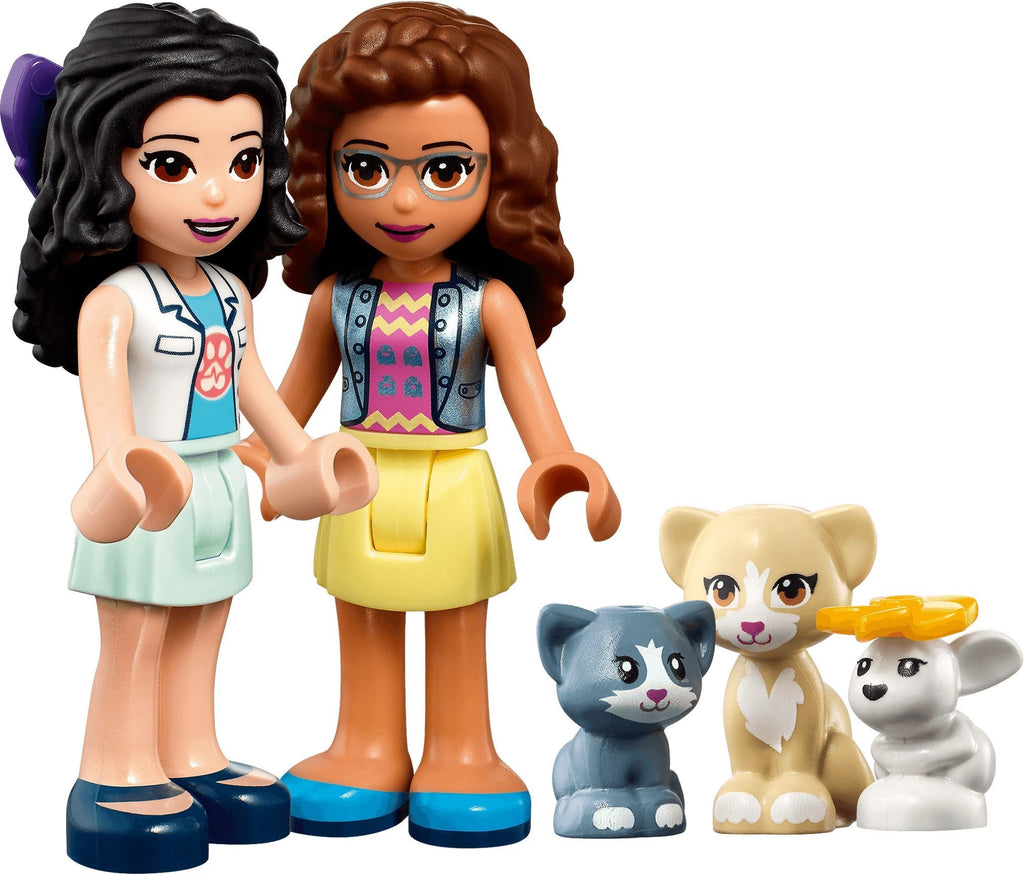 41445 LEGO Friends Vet Clinic Ambulance