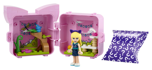 41665 LEGO Friends Stephanie's Cat Cube