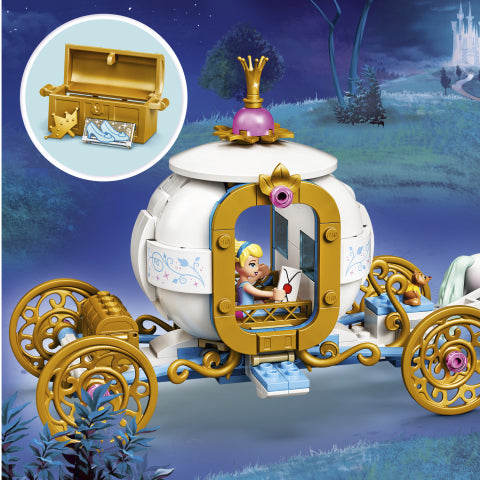 43192 LEGO Disney Princess Cinderella's Royal Carriage