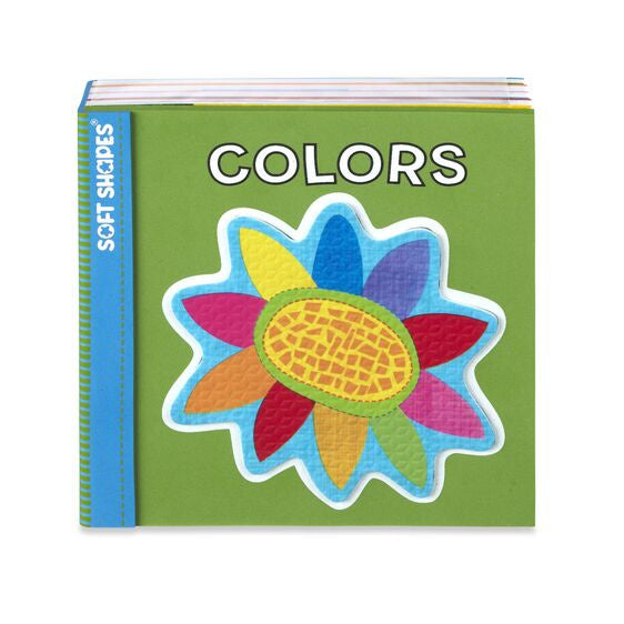 31206 Melissa & Doug Soft Shapes Colours