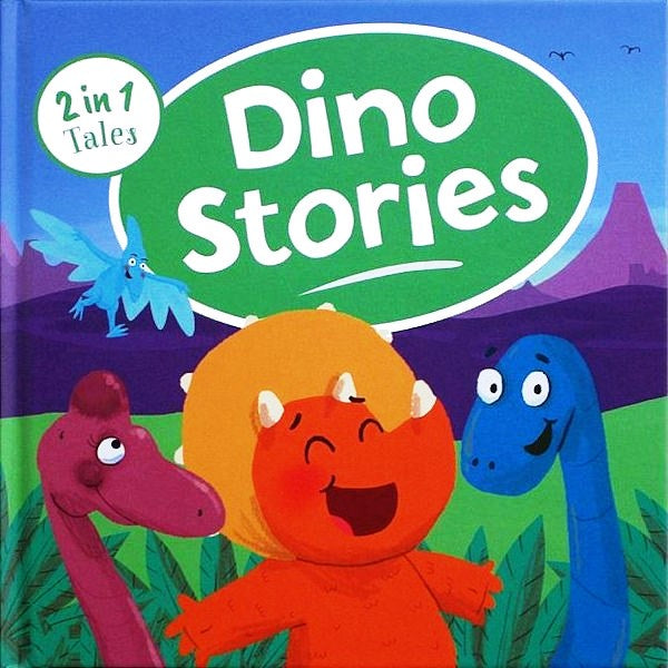Stock and Rocket Dino Stories