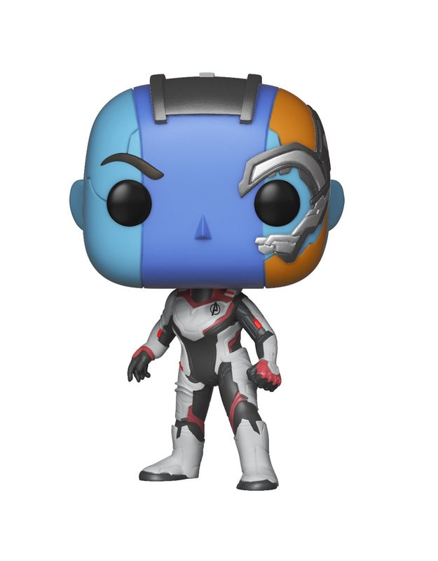 456 Funko POP! Avengers End Game Nebula