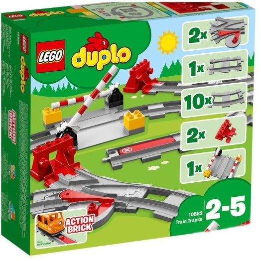 10882 LEGO DUPLO Train Tracks