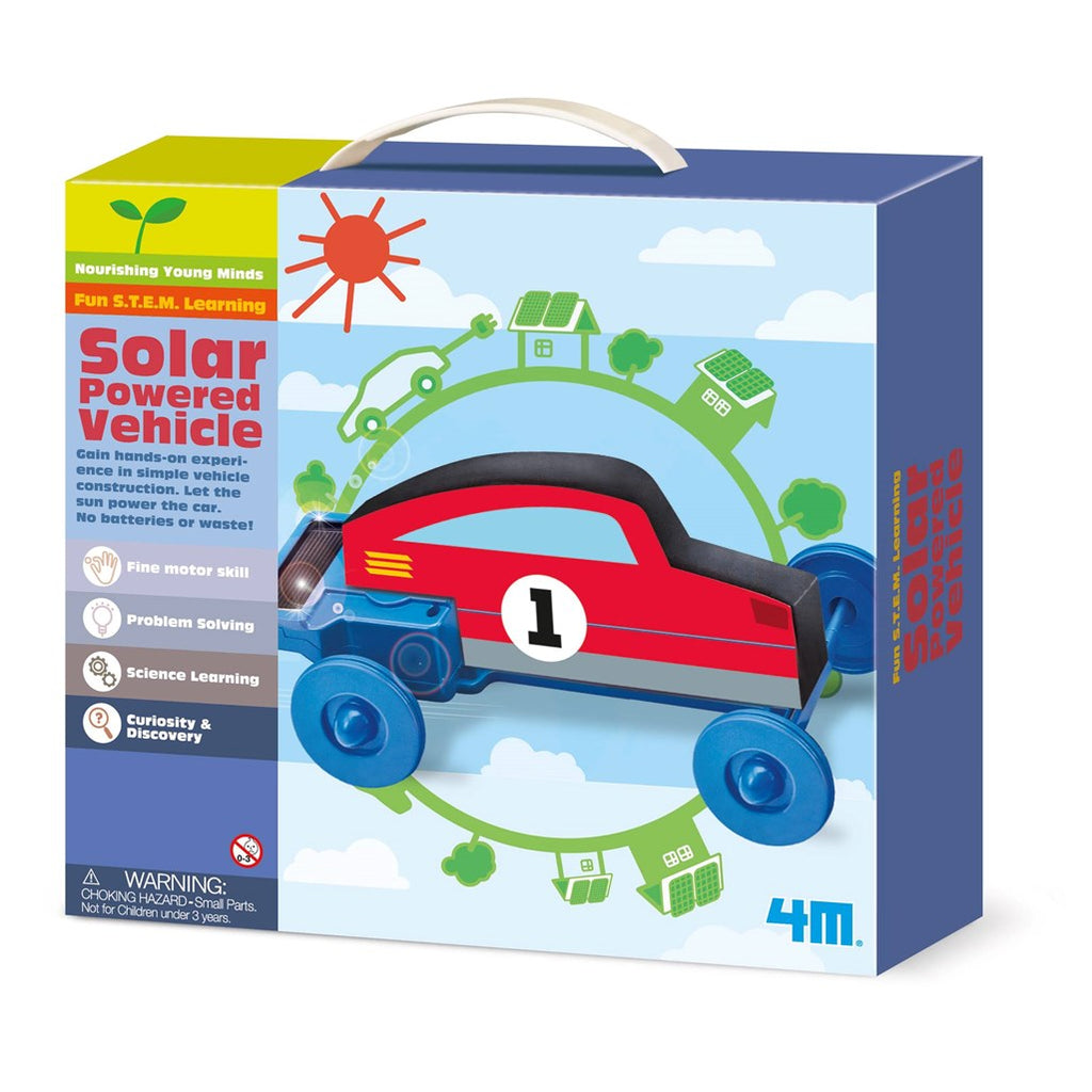 4M Solar Powered Vehicle