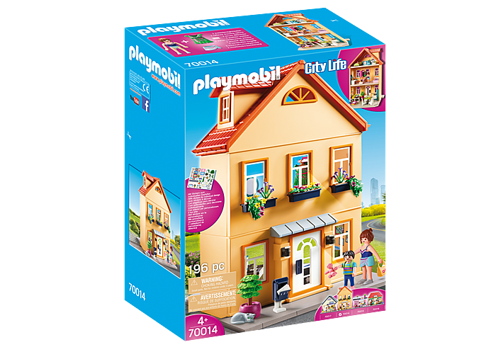70014 Playmobil My Townhouse