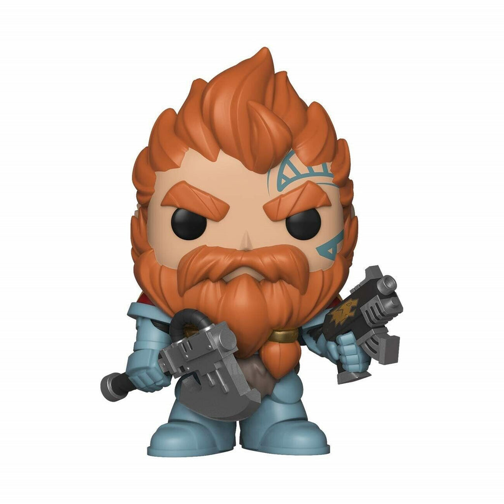 502 Funko POP! Warhammer 40000 - Space Wolves Pack Leader