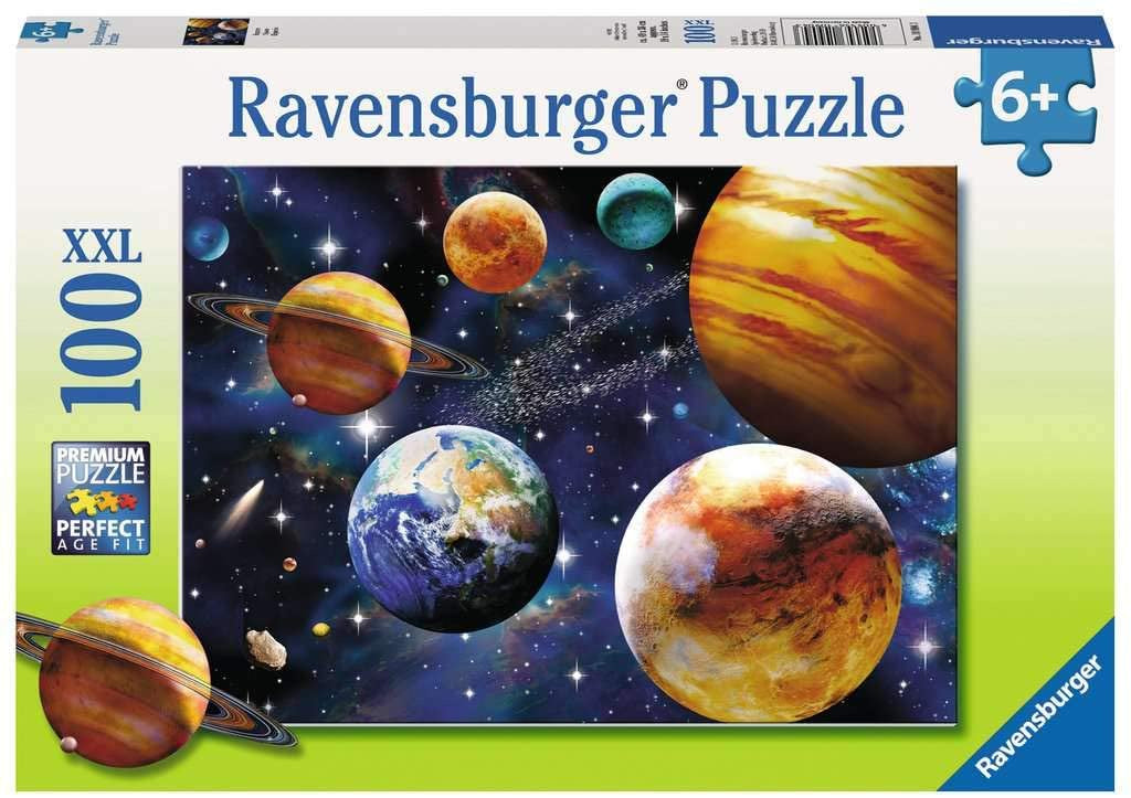Ravensburger Space 100 Piece XXL Puzzle
